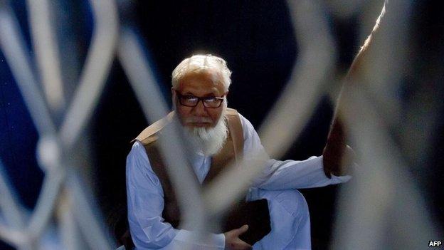 Bangladeş'te Kamaruzzaman'ın idam edilmesi