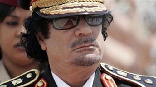 Kaddafi'nin, Sarkozy'ye yardımına gözaltı