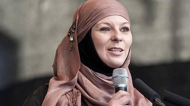 Blair'in baldızı Filistin sayesinde İslam'ı seçmiş