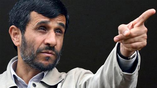 Hamaney'den Ahmedinejad'a uyarı!