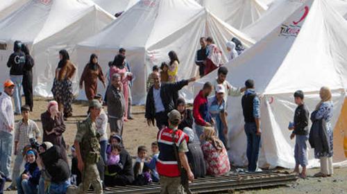 Suriye'den her gün 5 bin kişi kaçıyor
