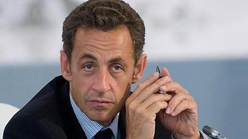 Sarkozy İfade Verdi
