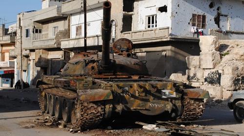 Suriye'de Katliam Sürüyor!