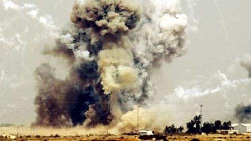 Bağdat'ta Bombalar Patladı