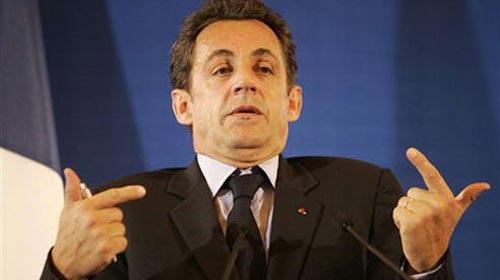 Sarkozy'nin Napolyon kompleksi