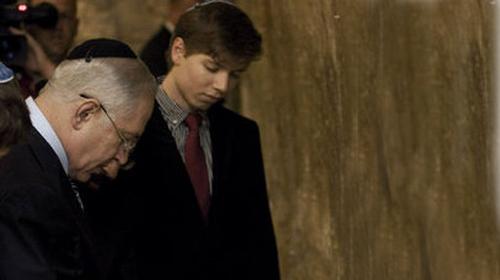 Netanyahu'nun Oğlundan İslam'a Hakaret