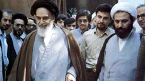 İran'da Humeyni Anıldı