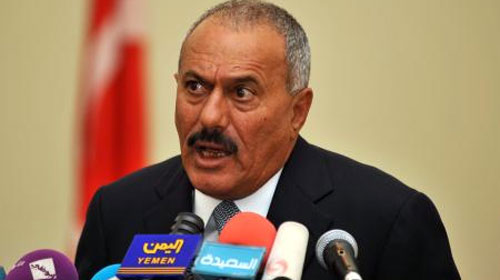 Saray Bombalandı, Başkan Öldürüldü