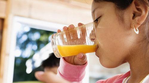 Meyve Suyunu Abartmayın