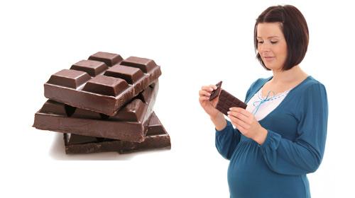 Çikolata Erken Doğumu Engelliyor