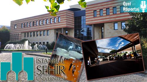 Her yönüyle İstanbul Şehir Üniversitesi