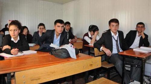 PKK'ya inat haydi çocuklar okula