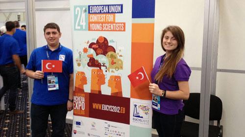Bayrampaşa Bilim Merkezi'ne Avrupa'dan ödül
