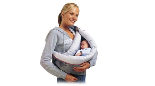 Bebeğiniz Kucağınızdan İnmesin