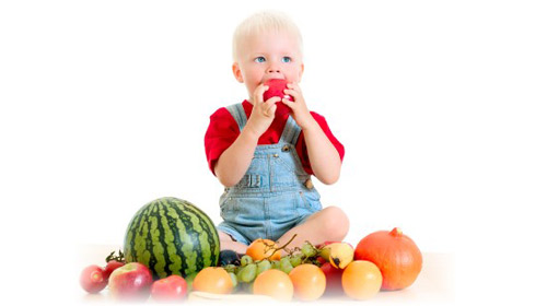 Çocuklar Meyveyi Nasıl Sever?