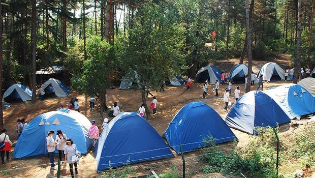 İstanbul Büyükşehir Belediyesi Yaz izci kampları