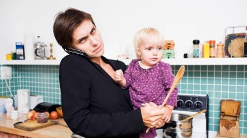 Anneler Çalışmasın mı?