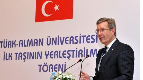 Türk-Alman Üniversitesi Geliyor
