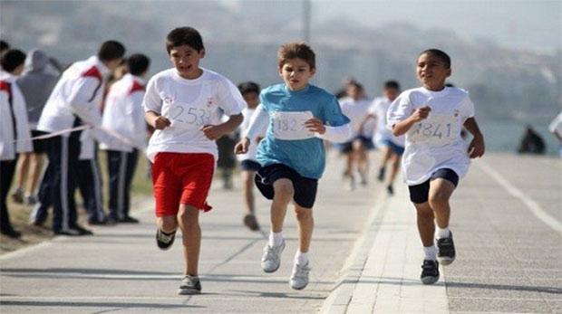 İstanbul çocuk maratonu yarın koşulacak