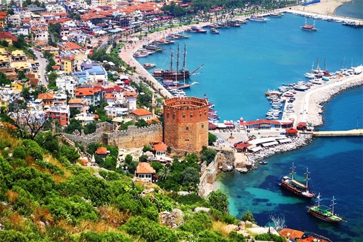 Antalya Hakkında Genel Bilgiler