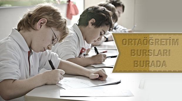 Ortaöğretim bursu veren kurumlar