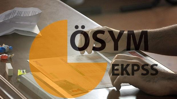 2014 EKPSS soru ve cevapları yayımlandı