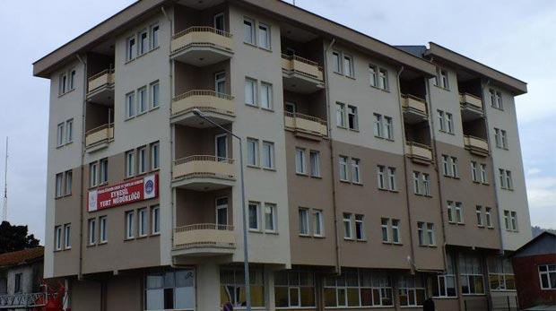 Giresun'daki KYK yurtları