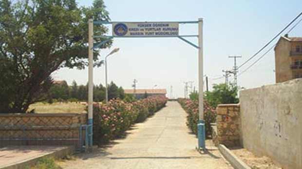 Mardin'deki KYK yurtları