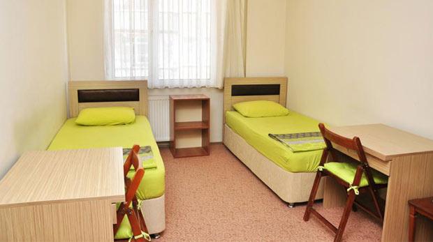 Kırklareli'deki özel yükseköğretim yurtları