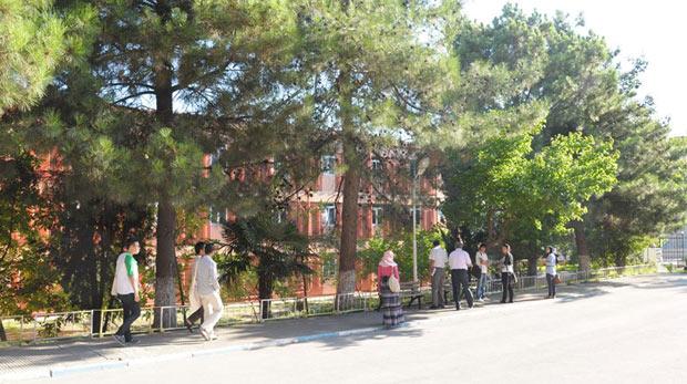 Bursa'daki KYK yurtları