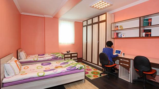 Karaman'daki özel yükseköğretim yurtları