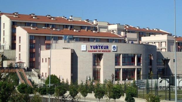 Zonguldak'taki KYK yurtları