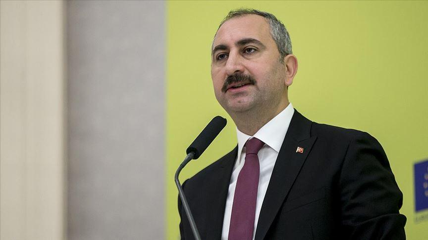 Adalet Bakanı Abdülhamit Gül: Yeni bir İnsan Hakları Eylem Planı'nı hazırlıyoruz