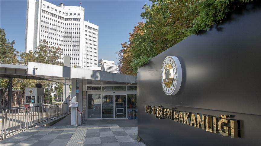Türkiye'den ABD Senatosunun Ermeni kararına sert tepki