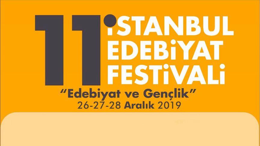 '11. Edebiyat Festivali' 26 Aralık'ta başlıyor
