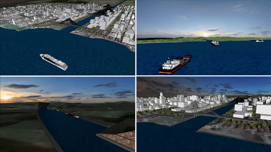 Ulaştırma Bakanı Turhan: Kanal İstanbul projesi zarurettir !