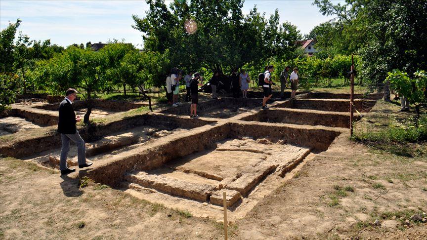 Kanuni Sultan Süleyman'ın Macaristan'daki türbesi alanındaki kazı çalışmaları sona erdi