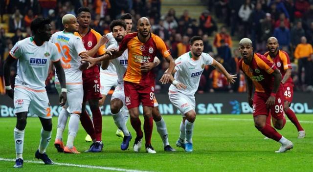 Süper Lig'de 14. haftanın sonuçları ve puan durumu