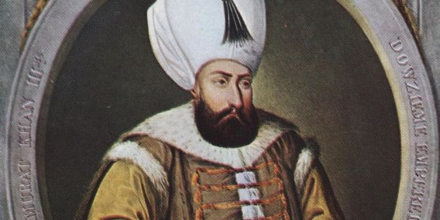 "Tarihte Bugün: ""16 Ocak 1595"" Sultan III. Murad vefat etti"