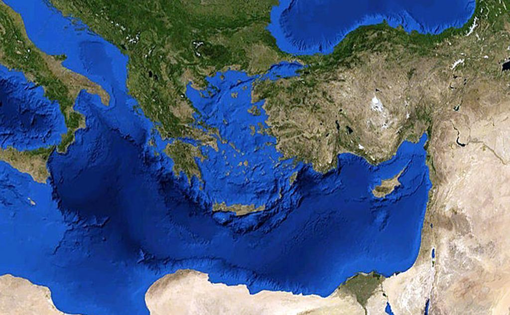Mehmet Beyhan: Doğu Akdeniz'de büyük oyun