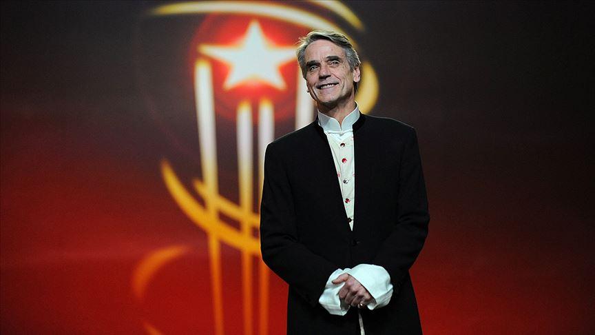 Berlin Film Festivali'nin jüri başkanı İngiliz Jeremy Irons oldu