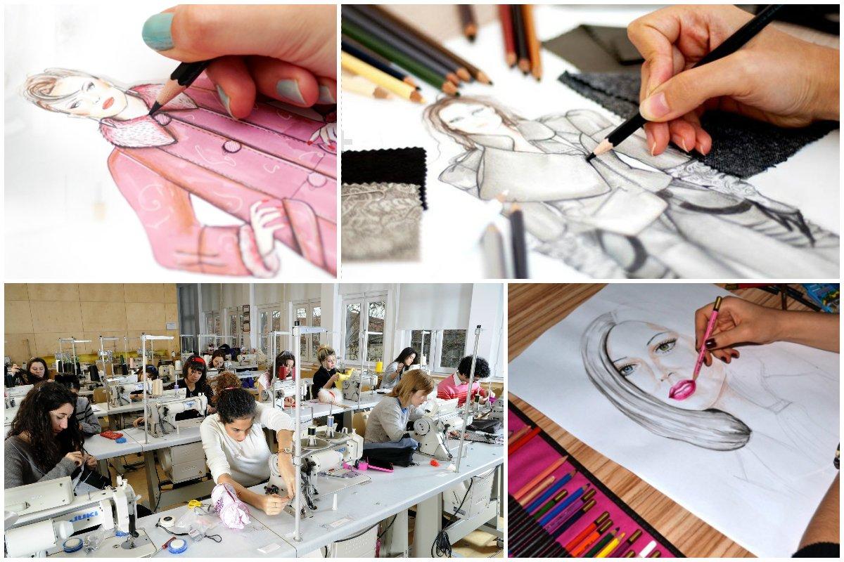 Moda ve Tekstil Tasarımı Bölümü