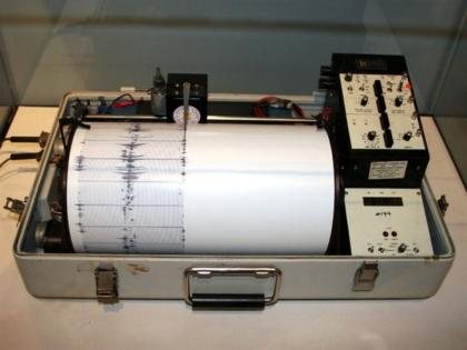 Deprem ölçüm cihazını çalanlardan pişkin söylem: Akü lazımdı, aldık