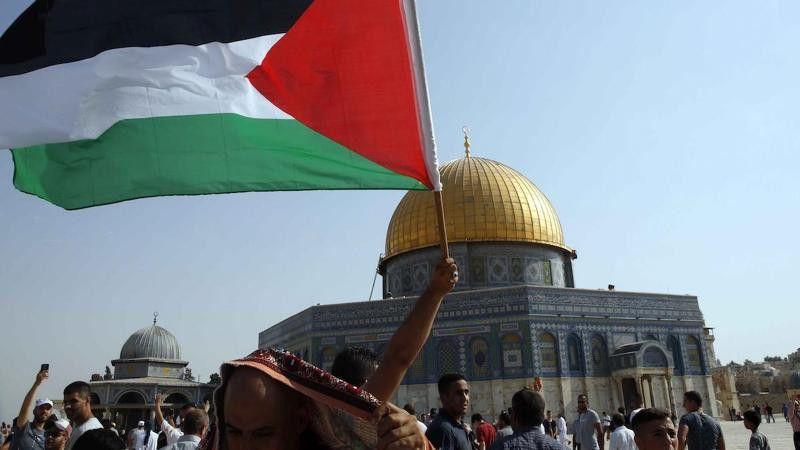 Filistinlilerin Haklı Davaları İçin Meydana Çıkacağız