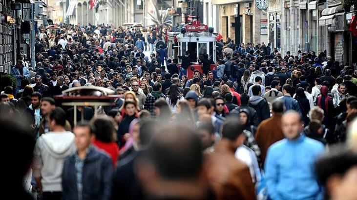 İl il Türkiye'nin nüfusu
