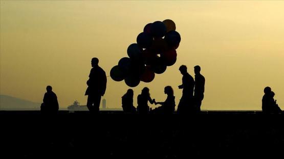 Araştırmalara göre Türkiye'nin yüzde 52,4'ü mutlu