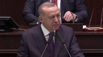 Cumhurbaşkanı Erdoğan'dan AK Parti Grup Toplantısı'nda Önemli Açıklamalar