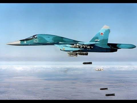 Rusya'nın İdlib'e Hava Saldırıları Devam Ediyor