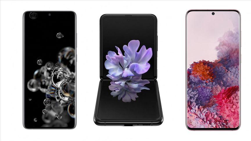 Samsung, Galaxy serisinde yeni telefonlarını tanıttı