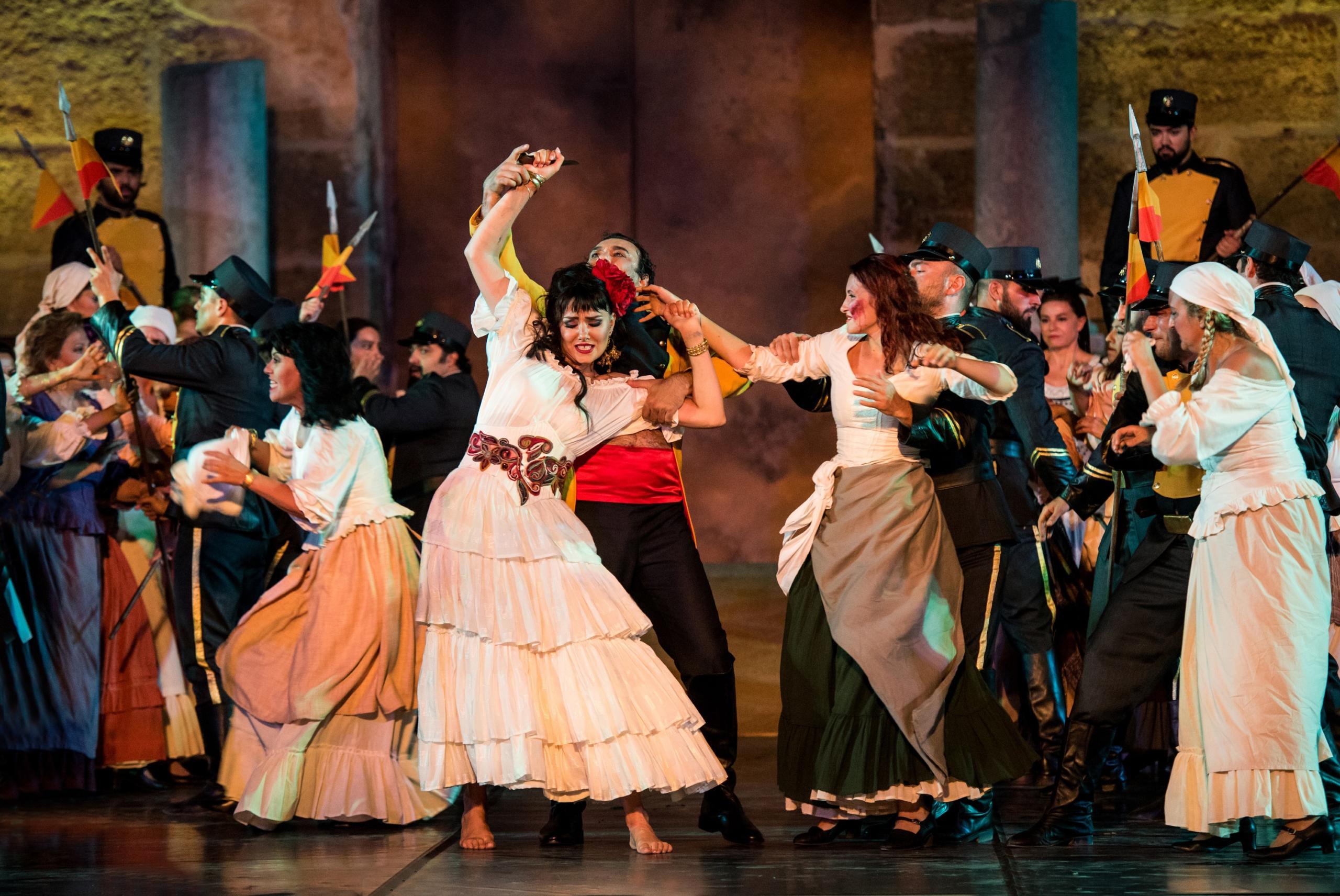 """""""Carmen Operası"""" için geri sayım başladı"""